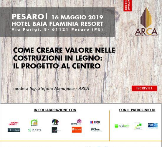 ARCA in Tour 2019 Pesaro locandina