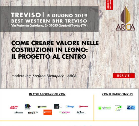 ARCA in Tour 2019 Treviso locandina