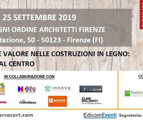 ARCA in Tour 2019 Firenze copertina